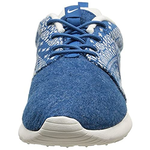 bab90940a63f durable service Nike Womens WMNS Roshe One Winter Brigade Blue Sail Fabric