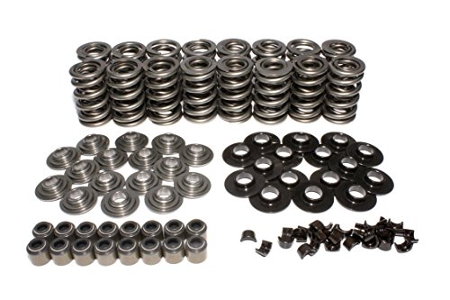 COMP Cams 26926TS-KIT Beehive Valve Spring Kit with Tool Steel Retainers for LS Engines (Cams Beehive Springs Comp)