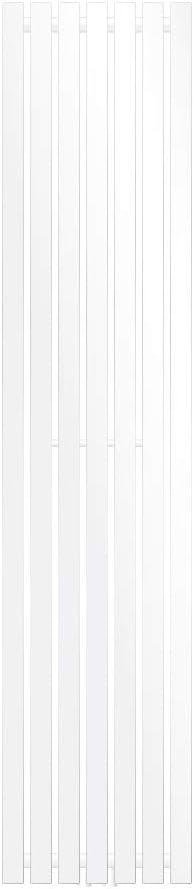 Vertikal Einlagig Designheizk/örper Badheizk/örper Flach Heizk/örper Heizung Handtuchw/ärmer Handtuchtrockner ECD Germany Stella Design Paneelheizk/örper Wei/ß 250 x 1800 mm