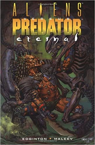 Aliens vs. Predator: Eternal: Dark Horse Comics ...