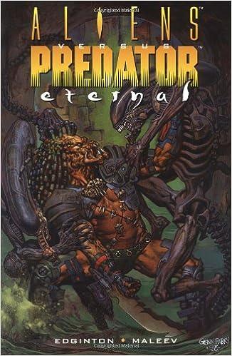 Aliens vs. Predator: Eternal: Dark Horse Comics ...