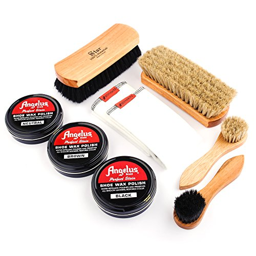 Shinekits Ultimate Shoe Shine Kit in Honey Finish by Shinekits (Image #4)