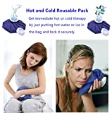 Ohuhu Hot Cold Ice Bag Pack 3 Pack 11' 9' 6'