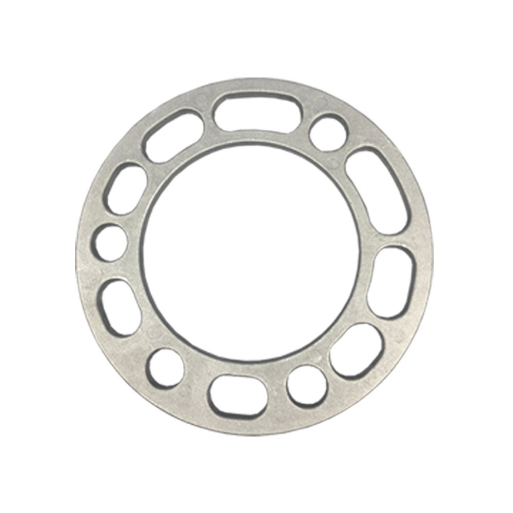 4pcs Wheel Spacers,2//4 Pack Aluminum Alloy 6-Stud 6.5mm Thickness Universal Wheel Spacers 6 X 139.7 PCD