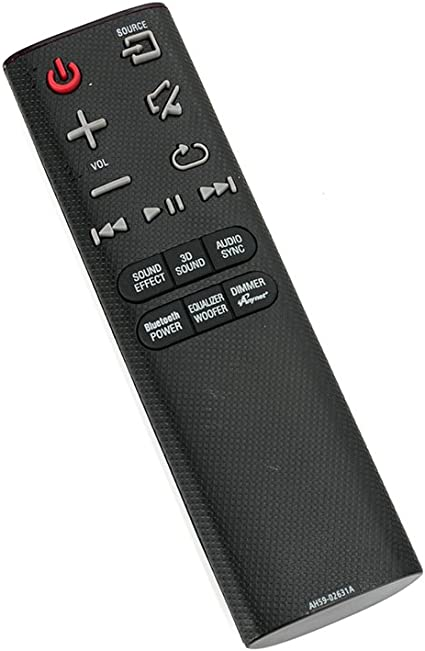 Replacement Remote Control for Samsung HW-H751 HWH751