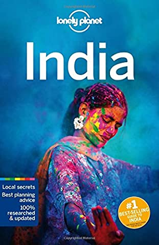 Lonely Planet India (Travel Guide) (India Rajasthan)