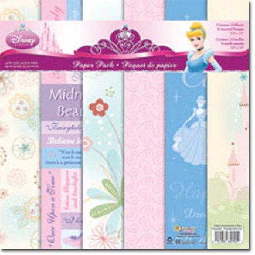 SandyLion Disney Princess Paper Pack