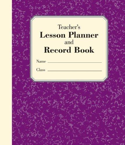 Hubbard The Company Teacher 5-in-1 Grade Book Lesson Planner Behavior Forms /& Calendar Plan /& Record Books