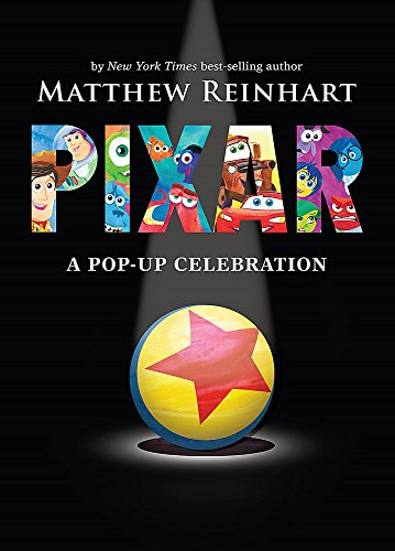 Price comparison product image Disney*Pixar: A Pop-Up Celebration