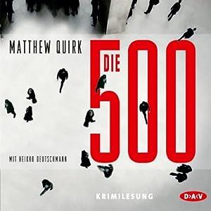 Die 500 Hörbuch