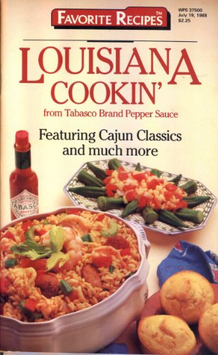 Louisiana Cookin' From Tabasco Brand Pepper Sauce: Featuring Cajun Classics and Much More