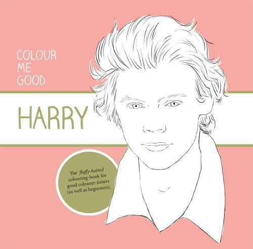 COLOUR ME GOOD HARRY STYLES