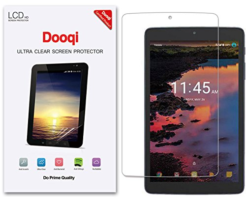 3X Dooqi HD Clear LCD Screen Protector Shield For Alcatel A30 Tablet 8-inch (Lcd A30)