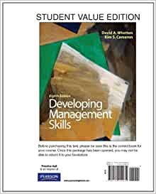 developing management skills 8th edition pdf download