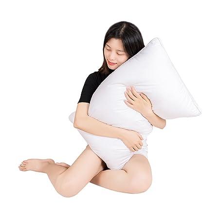 Ajustable - Almohada para cama alivio dolor de cuello de dormir ...