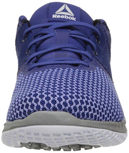 Zapatillas Para Mujer Reebok Zprint Run Ex Night Beacon / Moon Violet / White