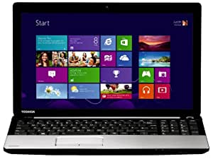 "Toshiba Satellite C55-A-1UN - Portátil de 15.6"" (Intel Core i3 3110M, 4 GB de RAM, 500 GB de disco duro, GeForce GT 740M, Windows 8.1), Plateado - Teclado QWERTY español"