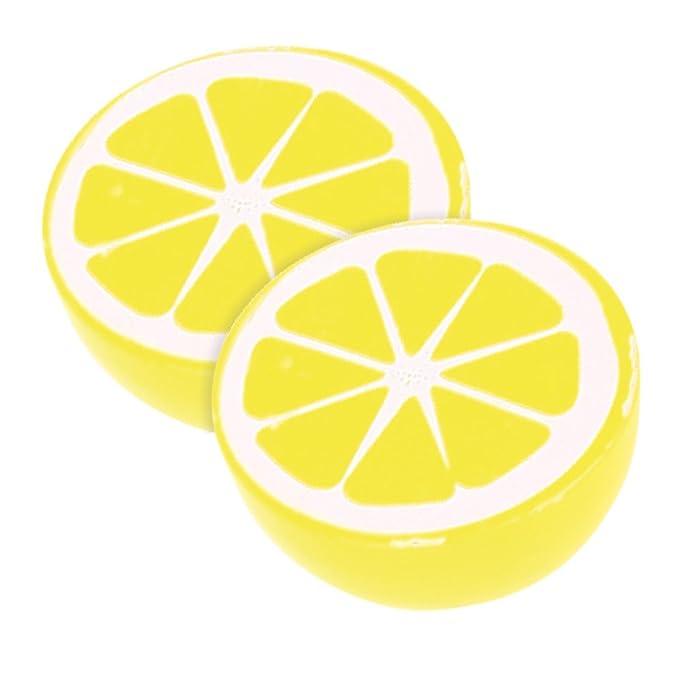 Bigjigs Toys Demi-citron (lot de 2)