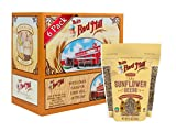 Bob's Red Mill Raw Shelled Sunflower Seeds, 10-ounce (Pack of 6) Review
