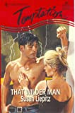 That Wilder Man, Susan Liepitz, 037325752X