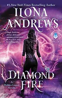 Ilona andrews hidden legacy book 4 release date