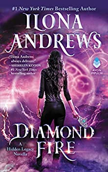 Diamond Fire by Ilona Andrews fantasy book reviews
