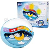 Play Baby Toys Magic Sleep Through The Night Soother Baby Crib Clip In Night Lamp With Multiple Melodies To Put Your Baby To Sleep, In Blue