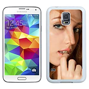 Unique Designed Cover Case For Samsung Galaxy S5 I9600 G900a G900v G900p G900t G900w With Milana Melody Girl Mobile Wallpaper (2) Phone Case
