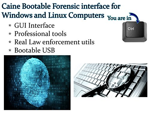 CAINE Computer Digital Forensics...