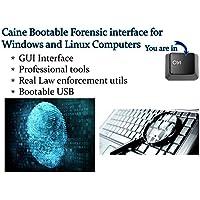 CAINE Computer Digital Forensics Investigative Environment Linux Live for PCs - Professional Law Enforcement Utilities