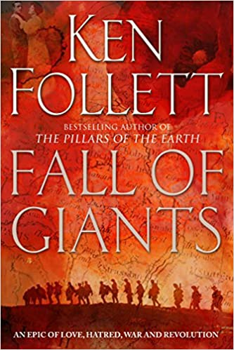 Gratis pdf bøger til download Fall of Giants (The Century Trilogy) in Danish PDF CHM ePub by Ken Follett