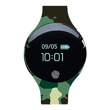 Vicky-Hoho - Smartwatch Impermeable para Actividades ...