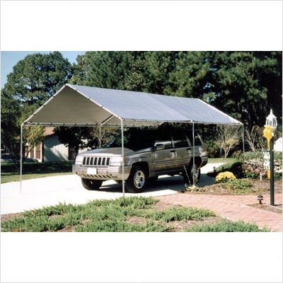 King Canopy 10 x 20 ft. Canopy Carport - 6 Legs (King Canopy Carport compare prices)