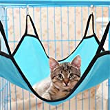 WMSTUDIO Cute Pet Cat Kitten Animal Hammock Sleep Bed Bunk Sleep Pad Hanging Pet Cage for Summer Winter