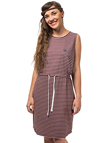 Kleid Anita burgundy stripes Horsefeathers Kleid w68Ogwq