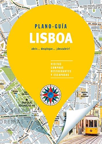 Lisboa (Plano-Guía): Visitas, compras, restaurantes y escapadas Autores Gallimard Autores Gallimard