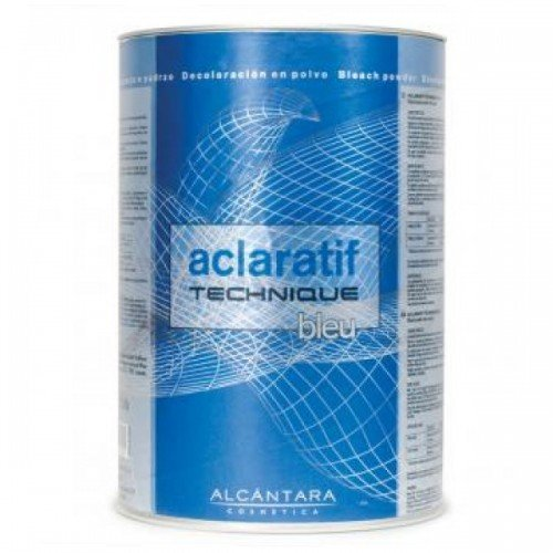 HAIR BLEACH POWDER 17.6 oz ACLRATIF TECHNIQUE BLEU by Alcantara