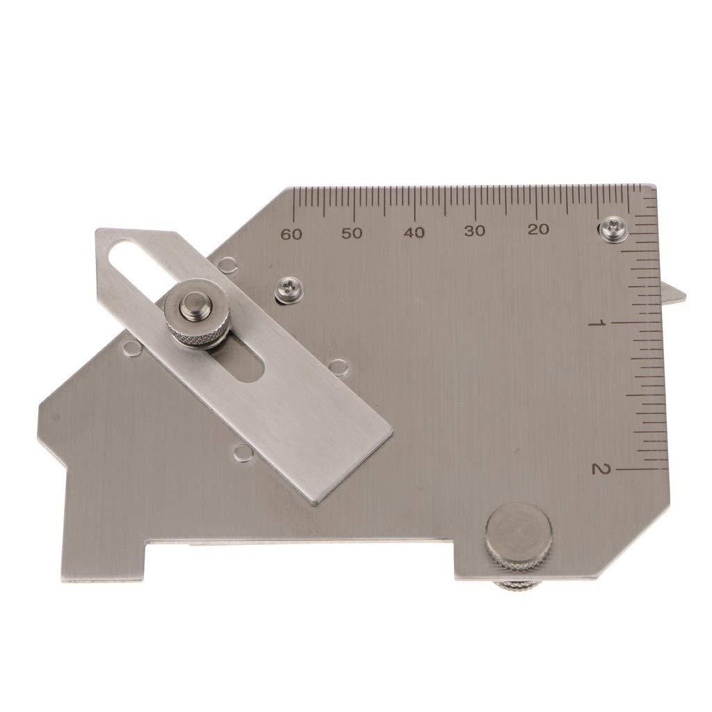 nouler Juler Mg-8 Bridge Cam Pressure Gauge Test Ruler Detection Tool