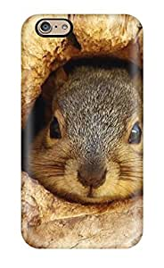 First-class Case Cover For Iphone 6 Dual Protection Cover Squirrel