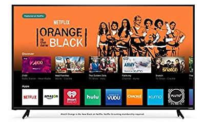 Vizio E55-E2 55-inch 4K Ultra HD 2160p XLED HDR SmartCast Display (Certified Refurbished)