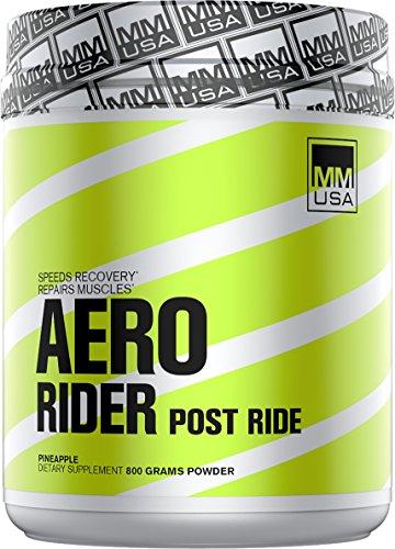 MMUSA AERO RIDER POST RIDE ADVANCED RECOVERY FORMULA,  800 g.