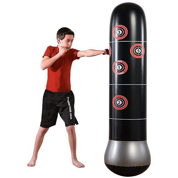 Ncient Freistehender Boxsack Standboxsack Trainer Punching Ball Sandsack