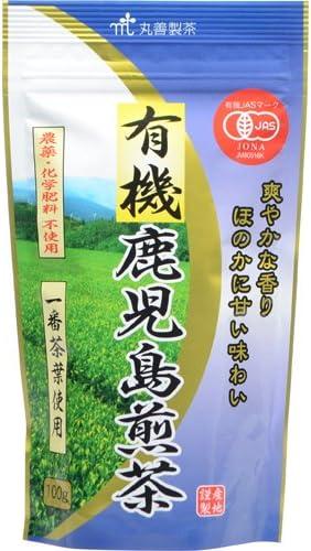 丸善製茶 有機鹿児島煎茶 100g