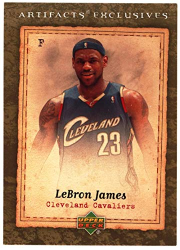 - LeBron James 2007-08 Upper Deck Artifacts #222 NM-MT Cavaliers Basketball NBA