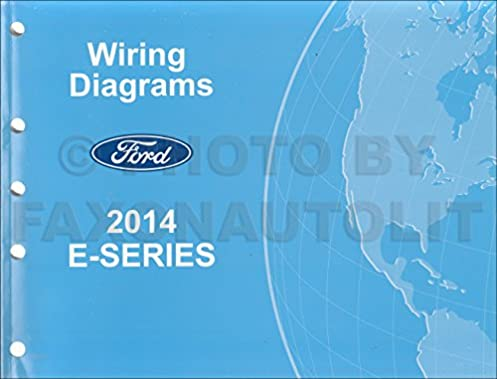 2014 ford econoline wiring diagram manual original van e150 e250 Ford F600 Wiring-Diagram 2014 ford econoline wiring diagram manual original van e150 e250 e350 e450 ford amazon com books