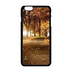 """Autumn forest scenery Phone Case for iPhone 6 Plus 5.5"""" by ruishername"""