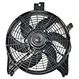 A/C AC Air Conditioning Condenser Cooling Fan