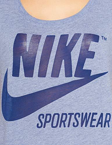 Bf M grey Femme Gris Sportswear shirt blue Nike T Void vBq6wcU