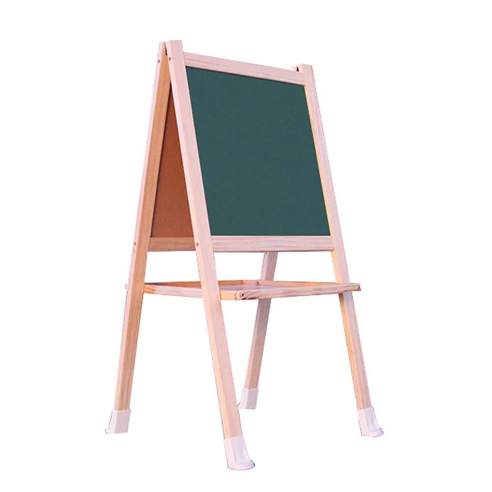 イーゼル B07GT25PFV 小さな木製子供絵画スタンドイーゼル赤ちゃん両面使用ブラックボードホワイトボード3-9歳に適して イーゼル B07GT25PFV, NARUMIYA ONLINE(ナルミヤ):31110b86 --- ijpba.info