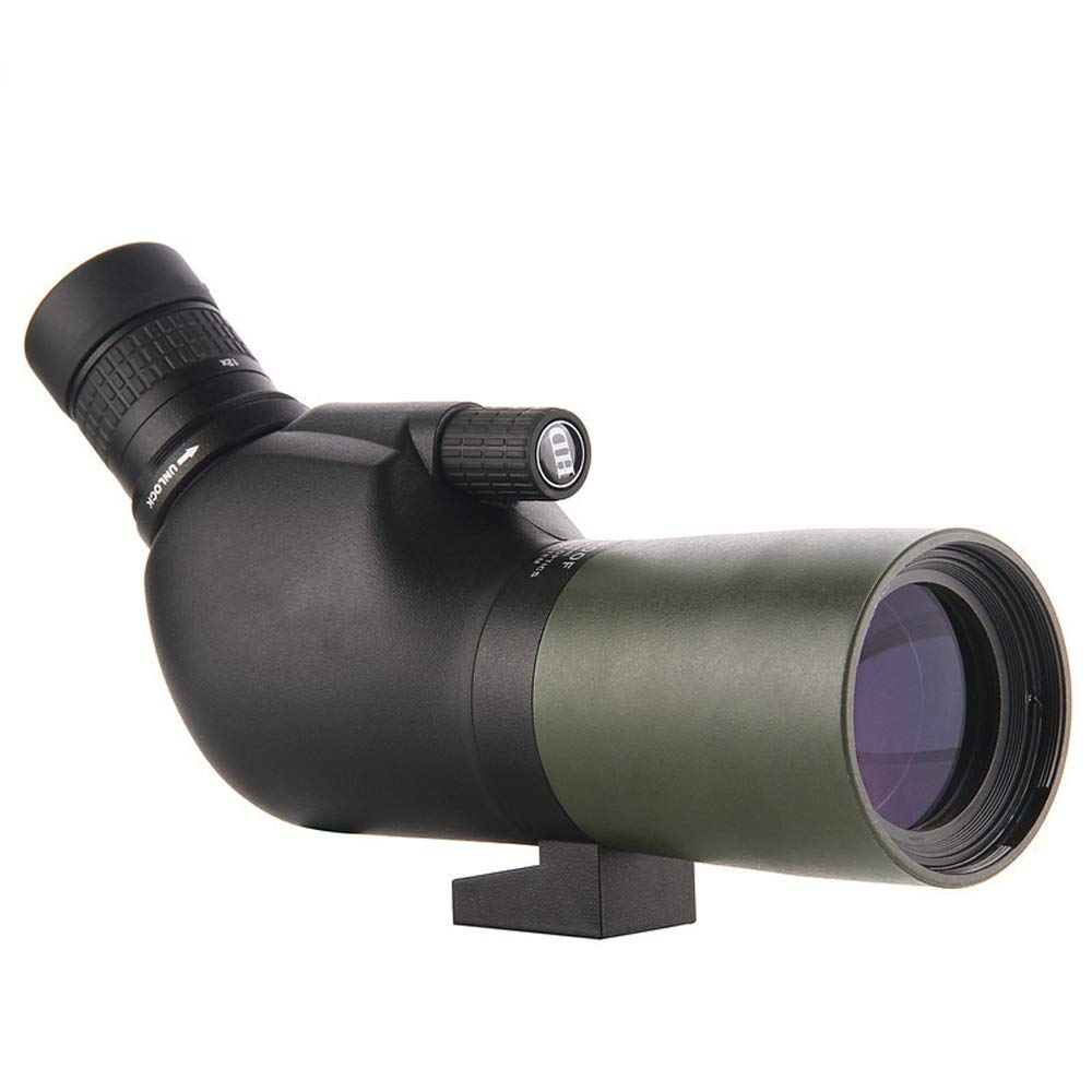 Monocular 12-36x50 Zoom HD Low Light Night Vision with Tripod Vision Bird Telescope Best for Outdoor Travel Camping Bird Watching, Etc. by Mhwlai